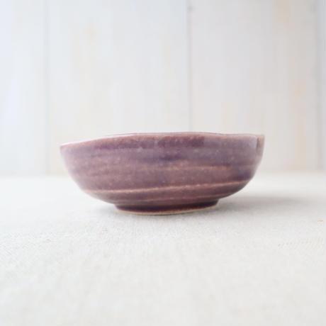 彩り 小鉢 パープル