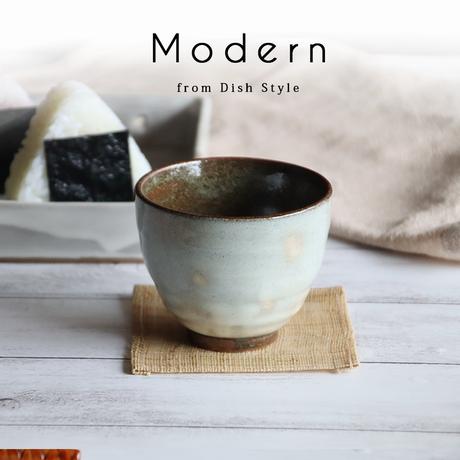 Modern スモークグレー 湯呑み
