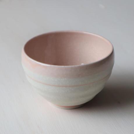 パステルピンク インドナンカレーセット オーバル皿 カップ