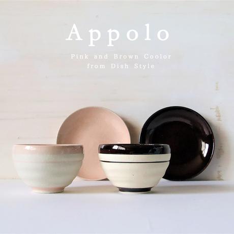 Apollo マルチカップ / プレート 各2色