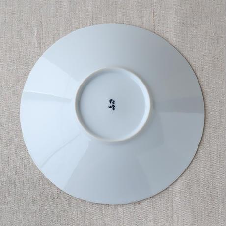 モノトーン 7.0深皿 ホワイト