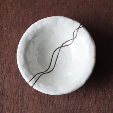 よかもん小鉢 白茶線