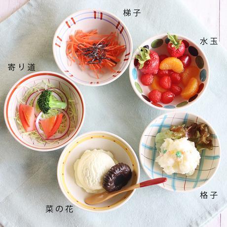スケッチポーセリン 小鉢 全5種(単品)