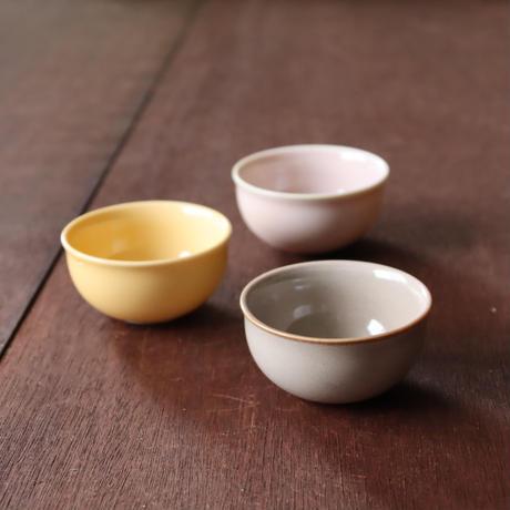 cha-cha 煎茶カップ モカグレー