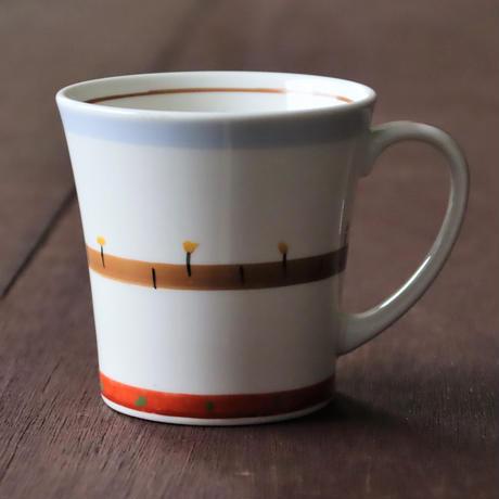 芽ばえ ラッパマグカップ 和カフェマグカップ