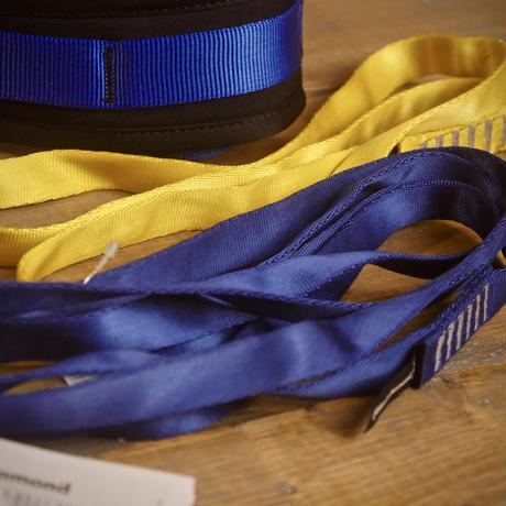 BD 18mm ナイロンランナー 120cm ブルー