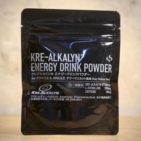 KRE-ALKALYN ENERGY DRINK POWDER