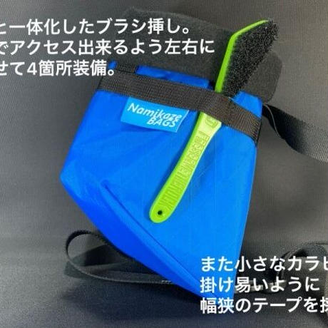 Namikaze BAGS  The Route 「X-PACS 」Series