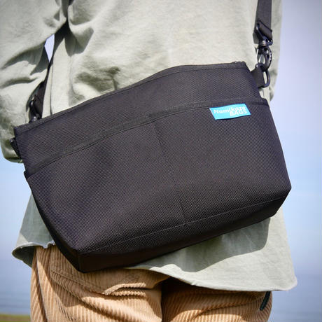 Namikaze BAGS 「All day sacoche 」Custom seriesコーデュラ・バリスティック