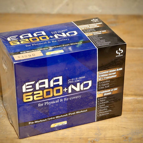 【EAA6200mg】【L-シトルリン250mg】【L-アルギニン250mg】【クエン酸400mg】【8g×36包入り】[EAA6200+NO for Physical & Recovery]