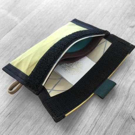 "QUIET SPORT ""wilderness wallet"""