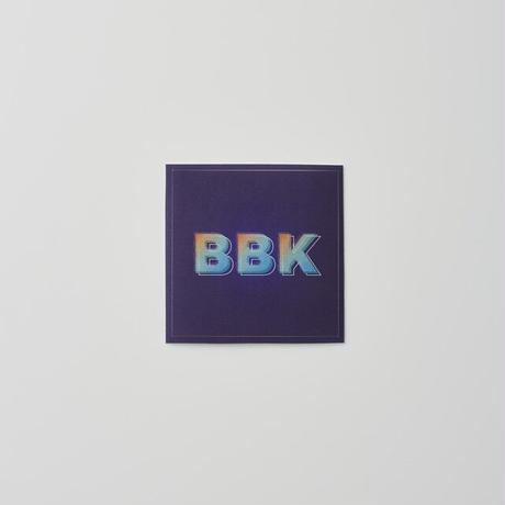 BBKステッカーセット