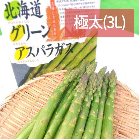 春限定!北海道アスパラガス(極太) 1kg