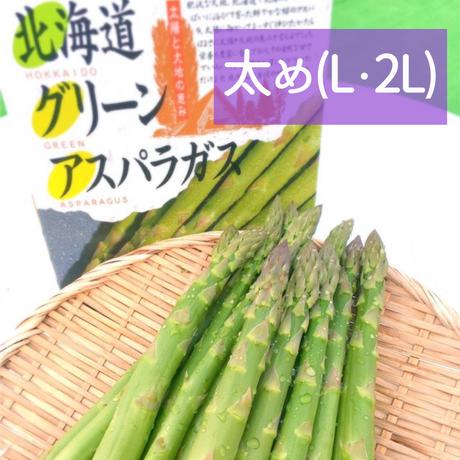 春限定!北海道アスパラガス(太め) 1kg