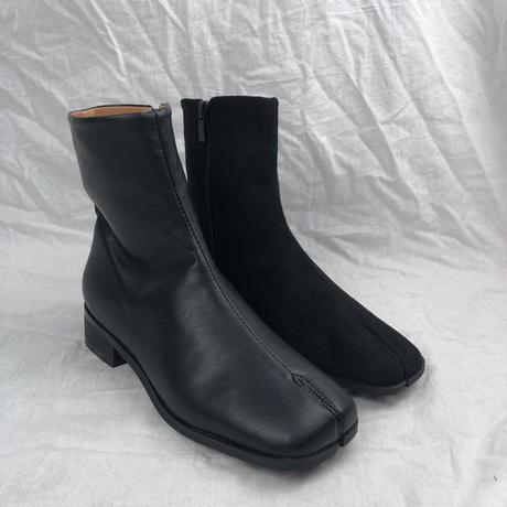 大人気足袋シリーズ ローヒール足袋ブーツ