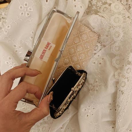 vintage pouch