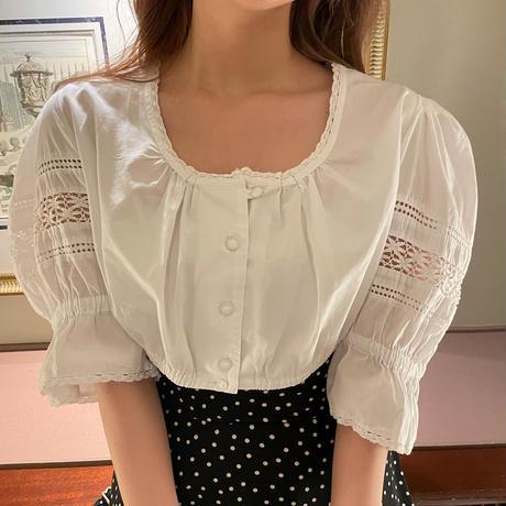 antique tylor blouse