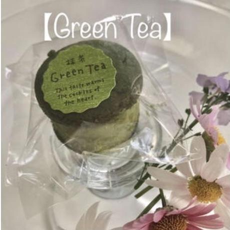 おはなの特製バターサンド 緑茶