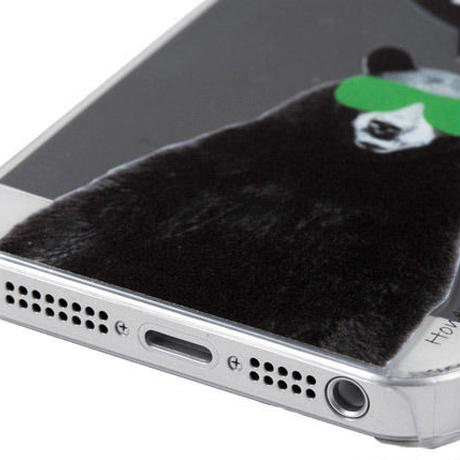【iPhoneSE/5s/5】♥Bestseller♥Animal pop case BEAR