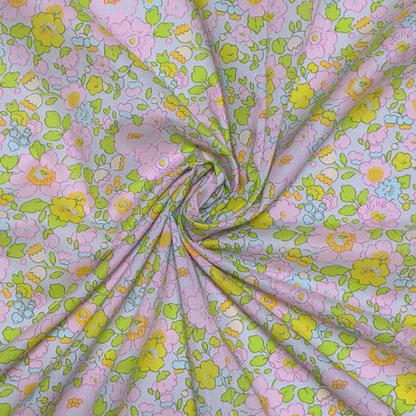 ◆輸入 リバティ LIBERTY タナローン Betsy ベッツィ ベリルローズ 約135×50cm