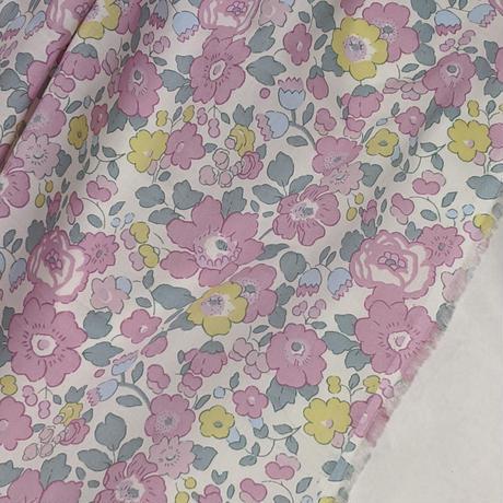 ◆輸入 リバティ LIBERTY タナローン Betsy ベッツィ グレープ 約130×50cm