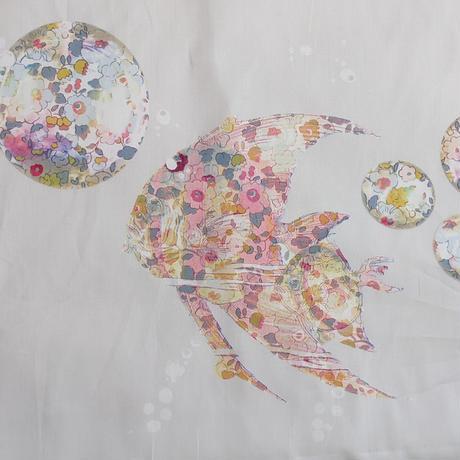 ◆輸入 リバティ LIBERTY タナローン Sea Dreamer Betsy シードリーマーベッツィ 約130×50cm