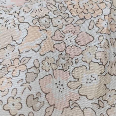 ◆輸入 リバティ LIBERTY タナローン Michele Sand ミシェル サンドカラー 約135×50cm