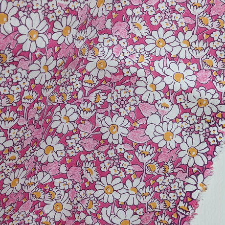 ◆輸入 リバティ LIBERTY タナローン Alice W アリスダブル 約130×50cm