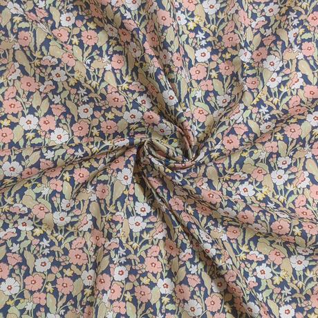 説明欄確認要◆輸入 リバティ LIBERTY タナローン Primrose Path pink/blue プリムローズパス 約130×50cm