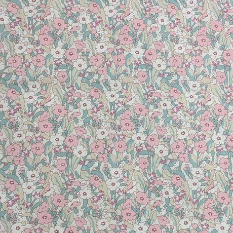 説明欄確認要◆輸入 リバティ LIBERTY タナローン Primrose Path pink プリムローズパス 約130×50cm