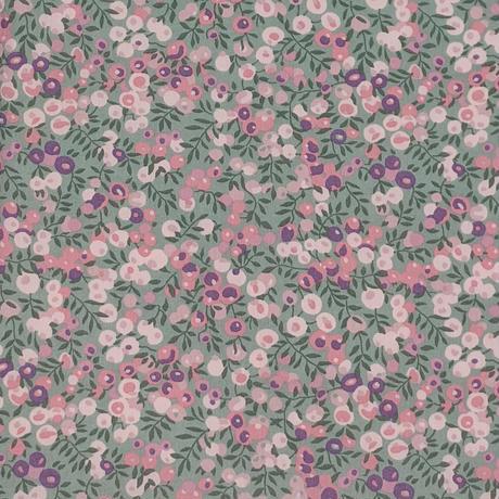 ◆輸入 リバティ LIBERTY タナローン Wiltshire Blossom ウィルトシャー ブロッサム 約135×50cm