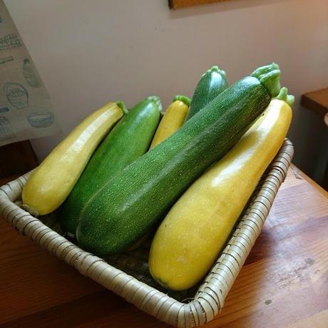 ズッキーニ(緑)お野菜セットに追加