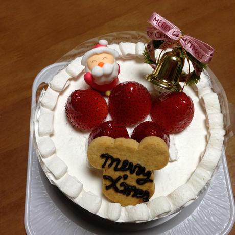 プレミアムホワイトケーキ(クリスマス限定)15cm
