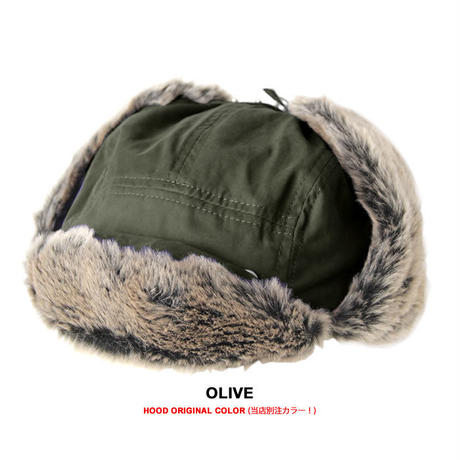 【HOOD別注商品】halo commodity [MADERA CAP] OLIVE