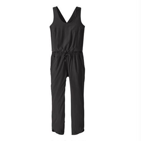 patagonia Women's Fleetwith Romper [BLK] 56995 (PATAGONIA20043)