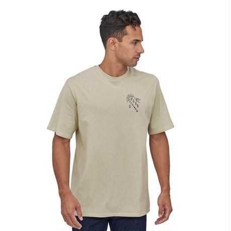 patagonia Men's How to Help Organic Cotton T-Shirt [PGBE] 38530 (PATAGONIA20041)