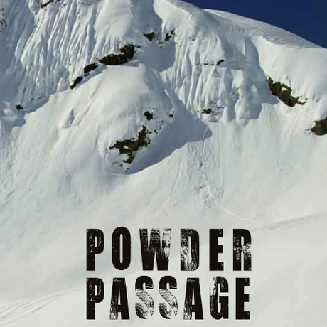 "DVD ""POWDER PASSAGE"""