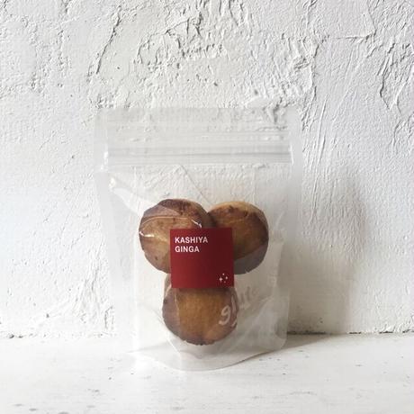 米粉ピーナッツバターガレット -gluten free-