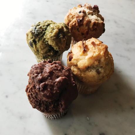 vegan muffin /6コset