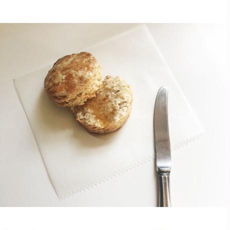 酵母菓子〈ヴィーガンスコーン/全粒粉プレーン〉