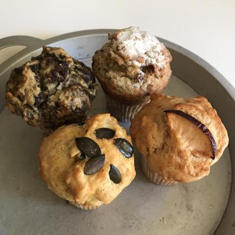 organic vegan muffin /6コset