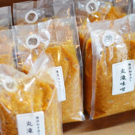 厳選天然醸造手造り味噌1キロ×5袋