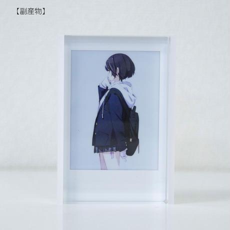 popman3580  /【S】チェキ(額付き)