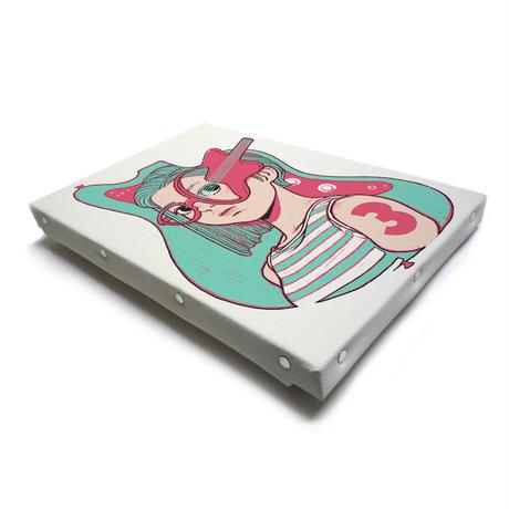 古塔つみ / 【COLOR GIRL Vol.2】キャンバスアート 楽曲付き