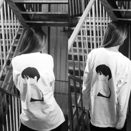 古塔つみ 『rough』 / 【COLOR GIRL】LS T-shirts