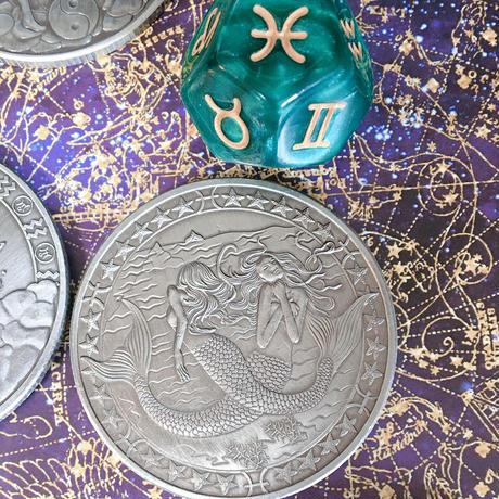 #12星座コイン物語 12魚座 (ばら売り)