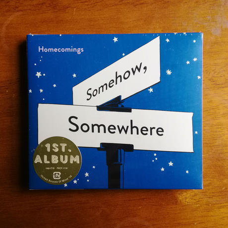 Homecomings「Somehow, Somewhere」