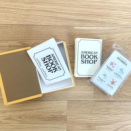 カードゲーム「AMERICAN BOOK SHOP(アメリカンブックショップ)」
