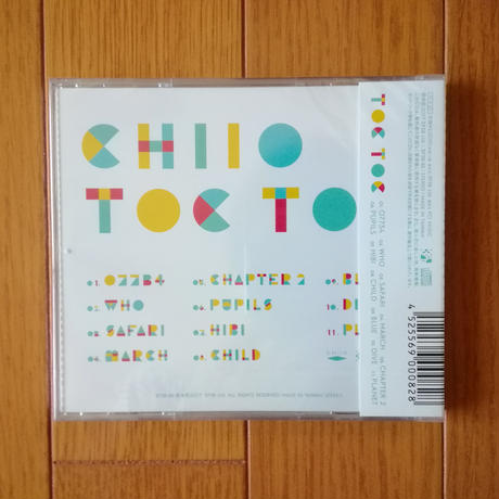 CHIIO「TOC TOC」