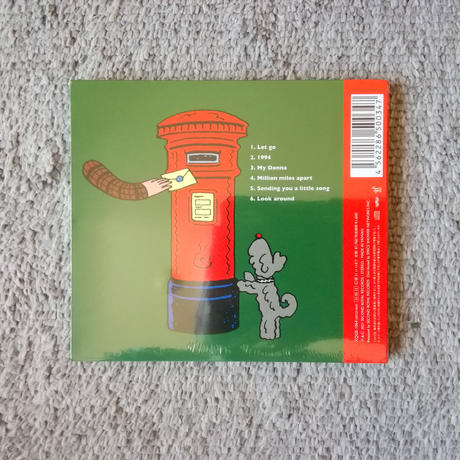 Superfriends「Songs as Letters」CD
